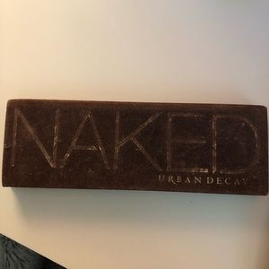 NAKED eyeshadow pallet first edition